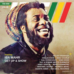 Iba Mahr Get up & Show